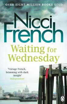 Nicci French: Waiting for Wednesday, Buch