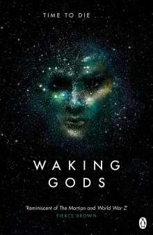Sylvain Neuvel: Waking Gods, Buch