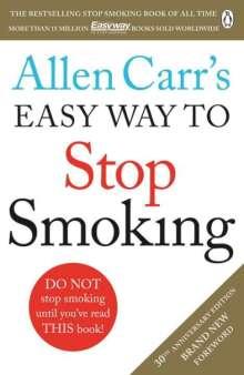 Allen Carr: Allen Carr's Easy Way to Stop Smoking, Buch