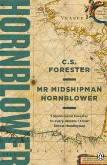 C. S. Forester: Mr Midshipman Hornblower, Buch