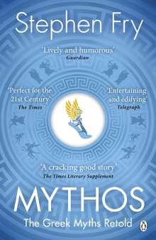 Stephen Fry: Mythos, Buch