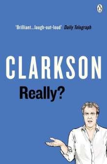 Jeremy Clarkson: Really?, Buch