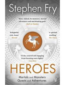 Stephen Fry: Heroes, Buch