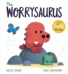 Rachel Bright: The Worrysaurus, Buch