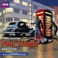 Francis Durbridge: Paul Temple and Steve, 4 CDs