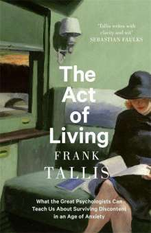 Frank Tallis: The Act of Living, Buch