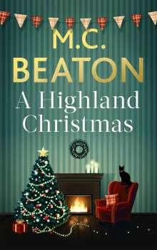 M. C. Beaton: A Highland Christmas, Buch