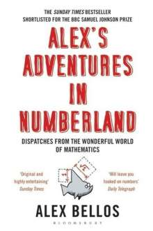 Alex Bellos: Alex's Adventures in Numberland, Buch