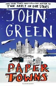 John Green: Paper Towns, Buch