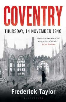 Frederick Taylor: Coventry, Buch