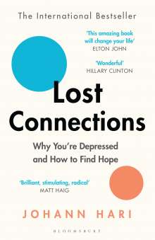 Johann Hari: Lost Connections, Buch