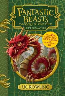 Joanne K. Rowling: Fantastic Beasts & Where to Find Them, Buch