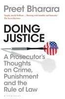 Preet Bharara: Doing Justice, Buch