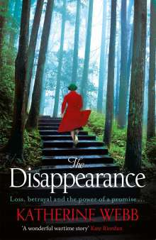 Katherine Webb: The Disappearance, Buch