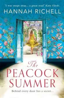 Hannah Richell: The Peacock Summer, Buch
