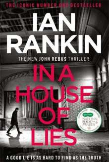 Ian Rankin: In a House of Lies, Buch