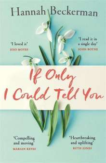 Hannah Beckerman: If Only I Could Tell You, Buch