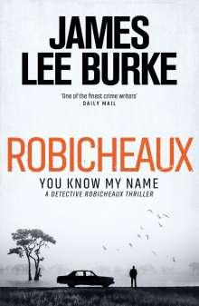 James Lee Burke: Robicheaux, Buch