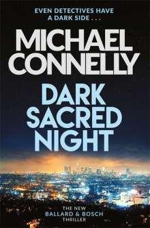 Michael Connelly: Dark Sacred Night, Buch