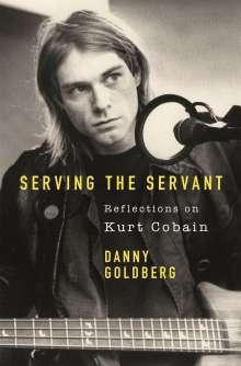Danny Goldberg: Serving The Servant, Buch