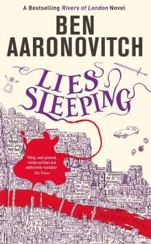 Ben Aaronovitch: Lies Sleeping, Buch