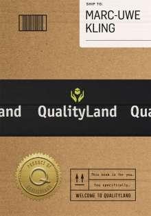 Marc-Uwe Kling: Qualityland, Buch