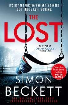 Simon Beckett: The Lost, Buch