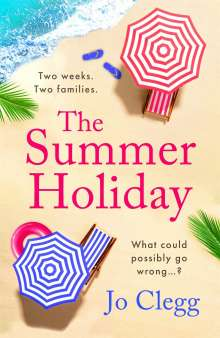 Jo Clegg: The Summer Holiday, Buch
