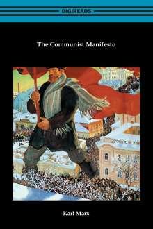 Karl Marx: The Communist Manifesto, Buch