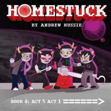 Andrew Hussie: Homestuck, Book 4: Act 5 Act 1, Buch