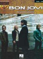 Bon Jovi: Guitar Play-Along Volume 114 - Bon Jovi, Noten