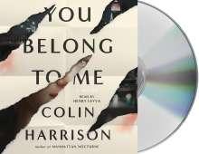 Colin Harrison: You Belong to Me, CD
