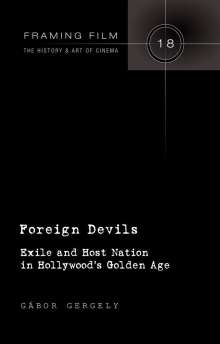 Gábor Gergely: Foreign Devils, Buch