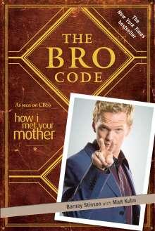 Barney Stinson: The Bro Code, Buch