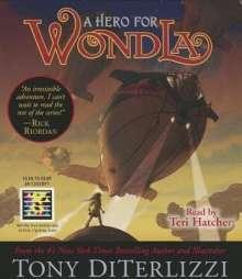 A Hero for Wondla, CD