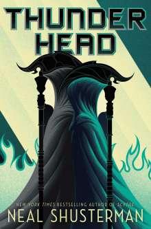 Neal Shusterman: Thunderhead, Buch