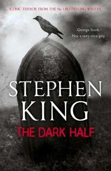 Stephen King: The Dark Half, Buch