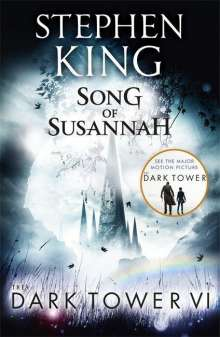 Stephen King: The Dark Tower 6. Song of Susannah, Buch