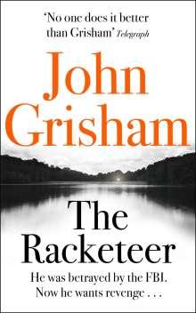 John Grisham: The Racketeer, Buch