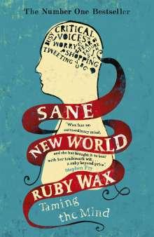 Ruby Wax: Sane New World, Buch