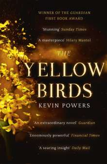 Kevin Powers: The Yellow Birds, Buch