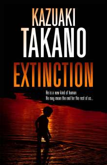 Kazuaki Takano: Extinction, Buch