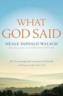 Neale Donald Walsch: What God Said, Buch