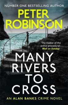 Peter Robinson: Many Rivers to Cross, Buch