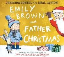 Cressida Cowell: Emily Brown and Father Christmas, Buch