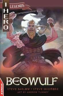 Steve Barlow: EDGE: I HERO: Legends: Beowulf, Buch