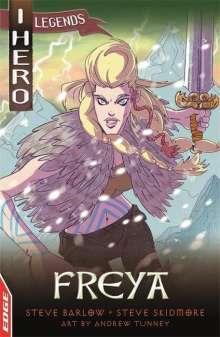 Steve Barlow: EDGE: I HERO: Legends: Freya, Buch