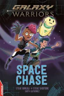 Steve Barlow: EDGE: Galaxy Warriors: Space Chase, Buch