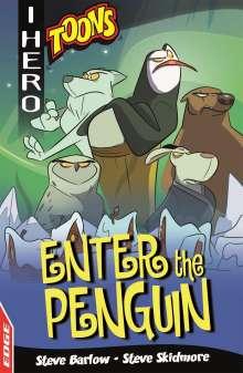 Steve Barlow: EDGE: I HERO: Toons: Enter The Penguin, Buch