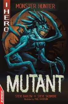 Steve Skidmore: EDGE: I HERO: Monster Hunter: Mutant, Buch